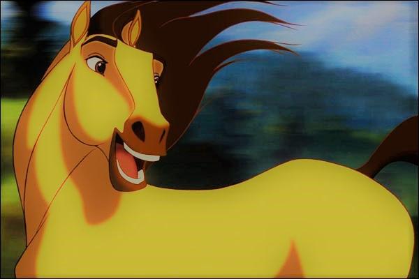Quality: Original. Film Title: Spirit - Stallion Of The Cimarron. Copyright: TM & (c) 2002 DREAMWORKS LLC.
